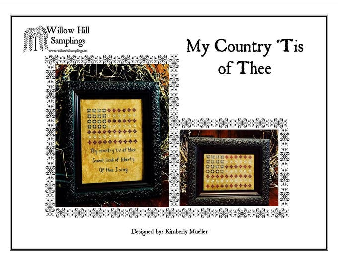 My Country 'Tis of Thee - Hard Copy