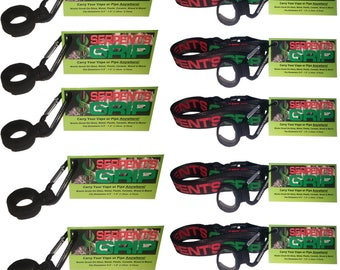 WHOLESALE Serpent's Grip® Vape Lanyard Connector for E-cig & Pipes COMBO PACK