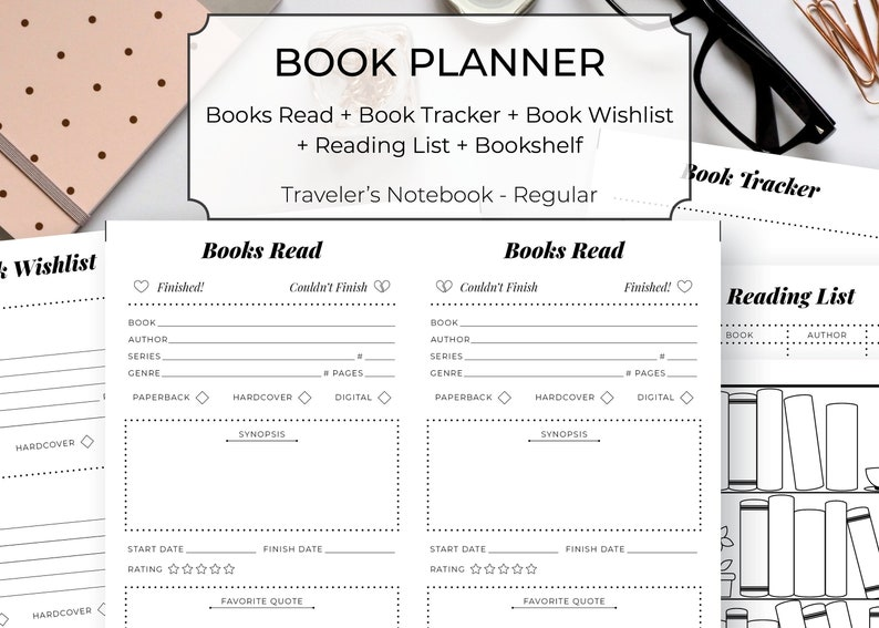 photo relating to Who Was Book Series Printable List identify E-book Planner Regular monthly Vacationers Laptop Add Looking at Planner Guide Tracker Wishlist Evaluation Organizer, Printable Electronic Quick Down load