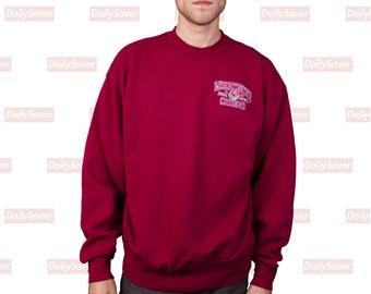 8242ae93 Washington State Cougars Crewneck Sweatshirt 1998 Rose Bowl Sweatshirt WSU  Cougars sweatshirt Vintage WSU Vintage Cougars WSU Cougar Jersey
