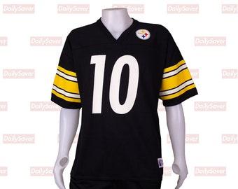 e5c7f7662d1 Kordell Stewart Pittsburgh Steelers Football Jersey by Logo 7 Rare Vintage  90s Steelers jersey NFL Steeler football