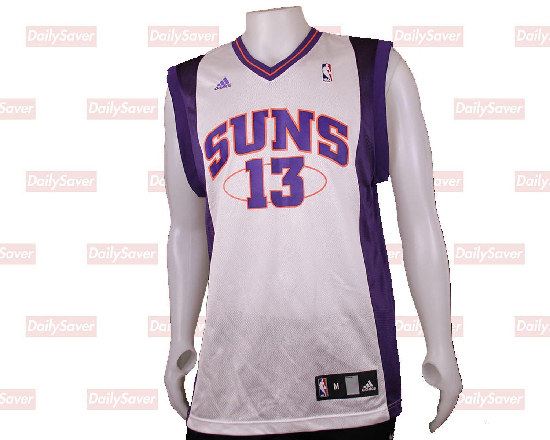 Steve Nash Jersey Vintage Phoenix Suns Basketball Jersey Suns  4f9cfe81d