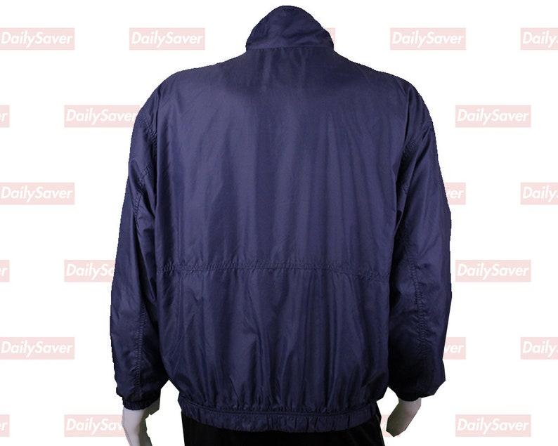 Nike Jacket Vintage Nike Jacket Nike Windbreaker Navy Blue  845c3b1e1