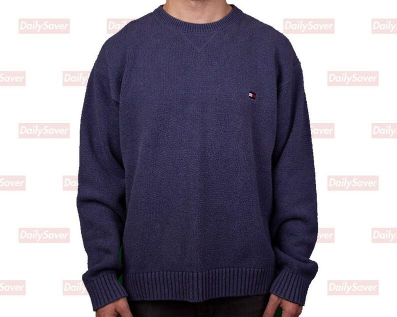 4690857b Tommy Hilfiger sweater Vintage Tommy Hilfiger crewneck | Etsy