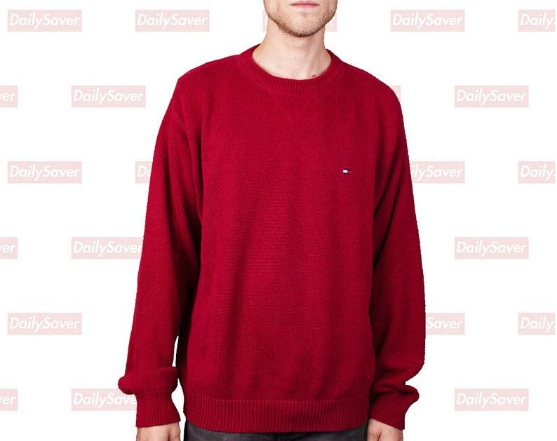 6f045928 Tommy Hilfiger Sweater Vintage Tommy Hilfiger crewneck | Etsy