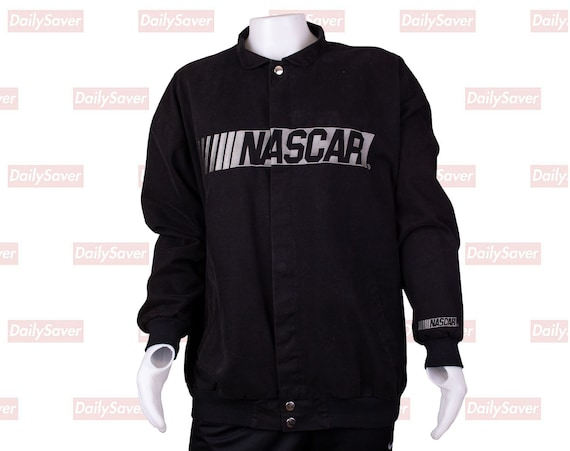 Nascar Racing Jacket Nascar Nextel Cup Series Blac