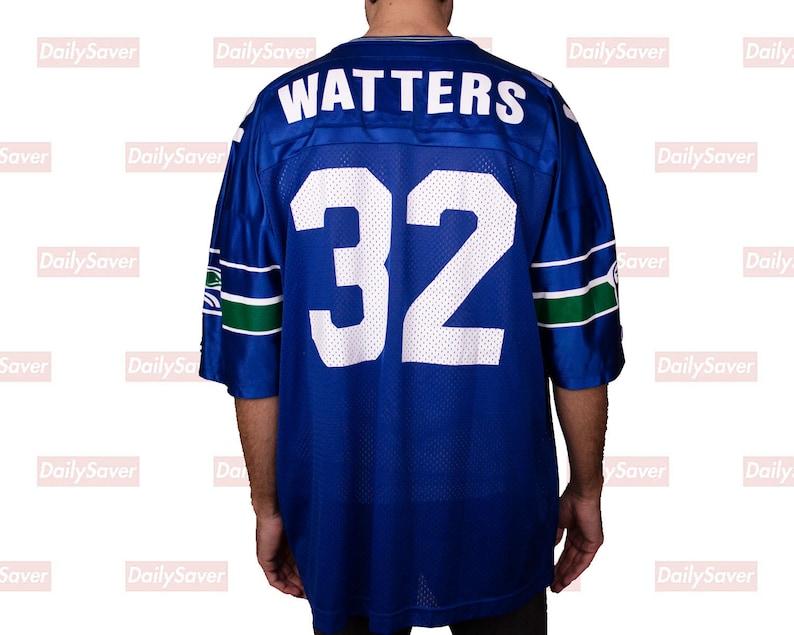 ea2168ac1cd Seattle Seahawks Jersey Vintage Seahawks Ricky Watters | Etsy