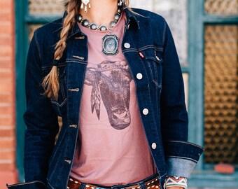 Graphic Cow Shirt, Graphic Shirt, Womens Shirt, Trendy Shirt, Farm Shirt, Country Shirt, Western Shirt, Cowgirl Shirt, Cow Shirt, Cow Love