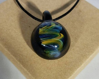 Heady Glass Pendant