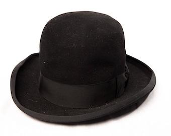 9eaae2bf9a6 Vintage Men s SUNNINGTON XXXX QUALITY Bowler Hat Custom Made Philadelphia