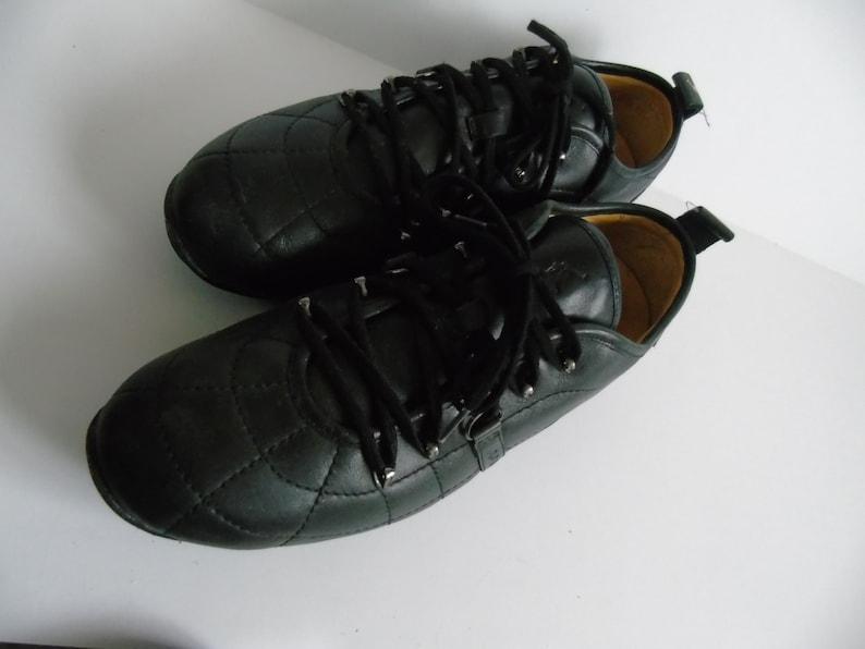 0f88ecc3a Vintage Men's Lace Up Leather Shoes Polo Ralph Lauren Est. 1967 Size 8D