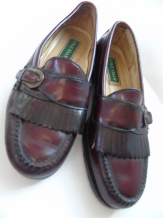 Cole Haan Men's Loafer Slip On Cordovan