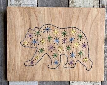 Colorful Bear 2
