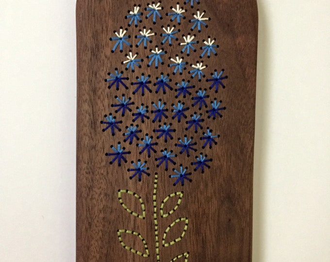 Bluebonnet Wall hanging