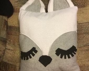Arctic Fox pillow