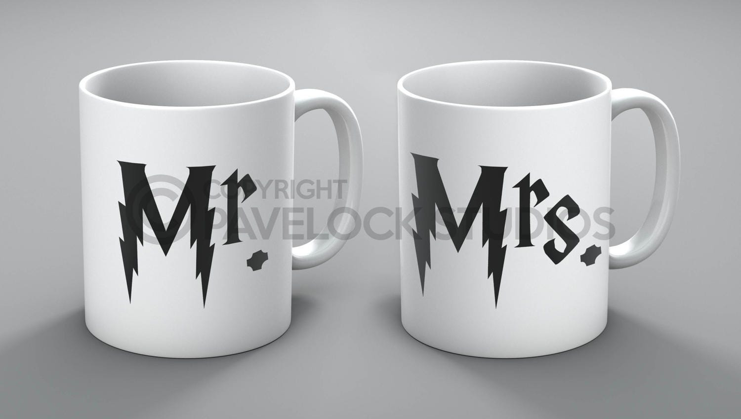 Mr And Mrs Rude Questions: Mr & Mrs Mug Set Anniversary Wedding His Hers Couples