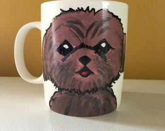 I love my shih tzu coffee mug