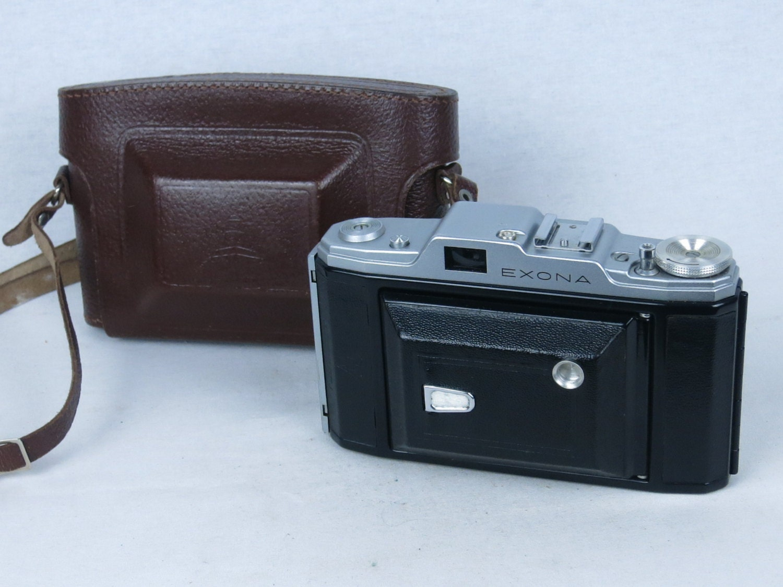 ZEISS VEB EXONA 6 x 9 Falten Kamera Zeiss Tessar 105mm | Etsy