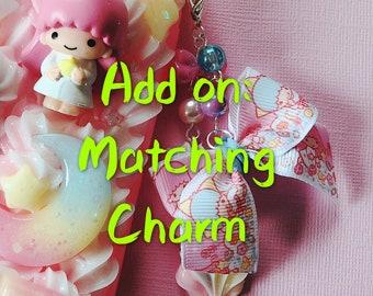 Matching charm add on