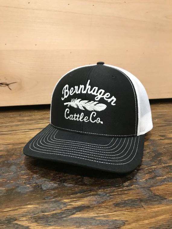 Cattle company trucker hats
