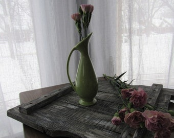 Red Wing M1510 Green Bud Vase