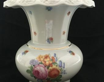1922 - Home Decor Ceramic Vase Art Deco Design Rosenthal Selb-Bavaria