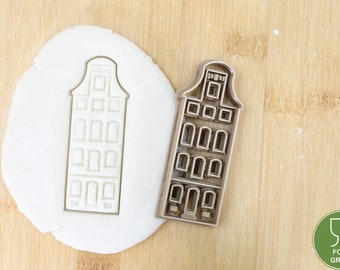 Netherlands House/Lighthouse/Wooden Shoes/Windmills/Dairy Cow/Cheese/Narcissus/cookie cutter Cookie Cookie Cutter Cookie Cutter Fondant ca.8 cm