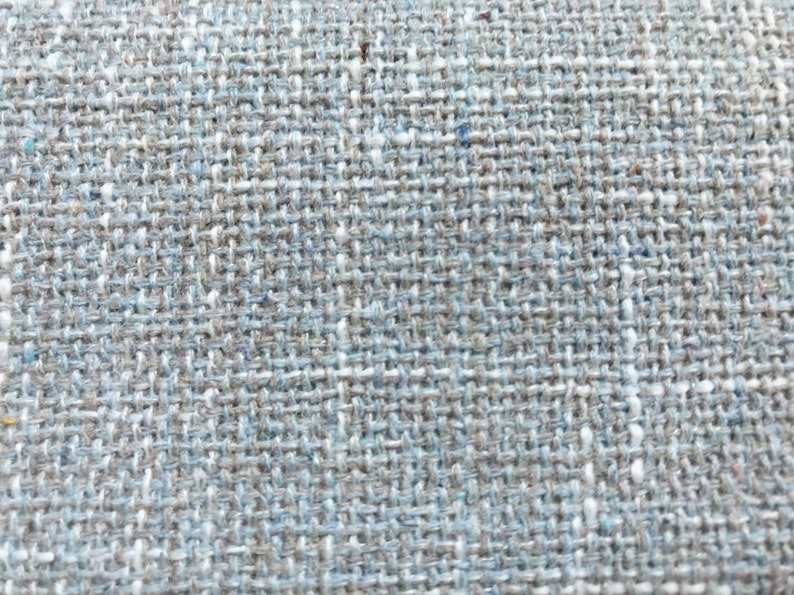 Back\u042foom Basketweave Tweed Collection-Pale BlueGray-Color #16