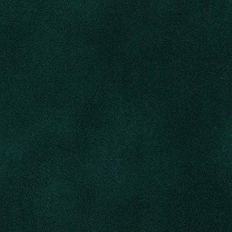 Spartan Velvet Collection-Deep Ocean Green