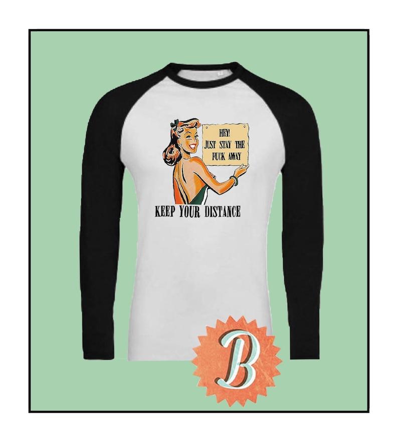 Vintage inspired unisex T-shirt