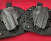 Deadpool holsters and drop down panels DP 1 inspired