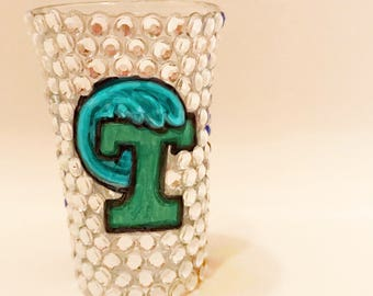 Custom College Shot Glass