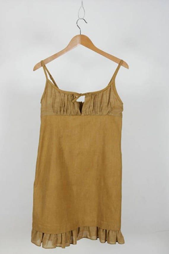 handcrafted organic dress development dress and dress Ethnic dye women summer dress romantic clay cotton qv1Z7Hgw