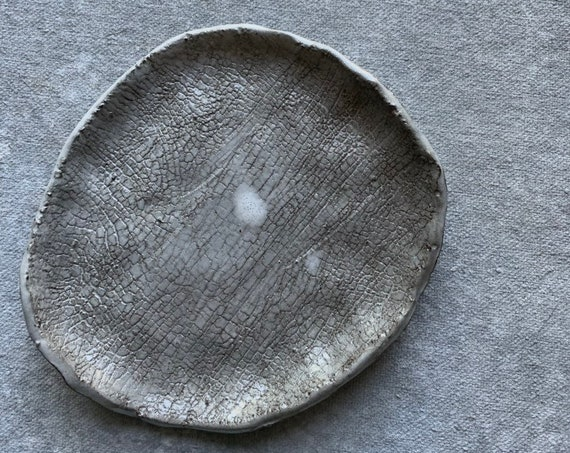 Crackled Haze Plate9 5""