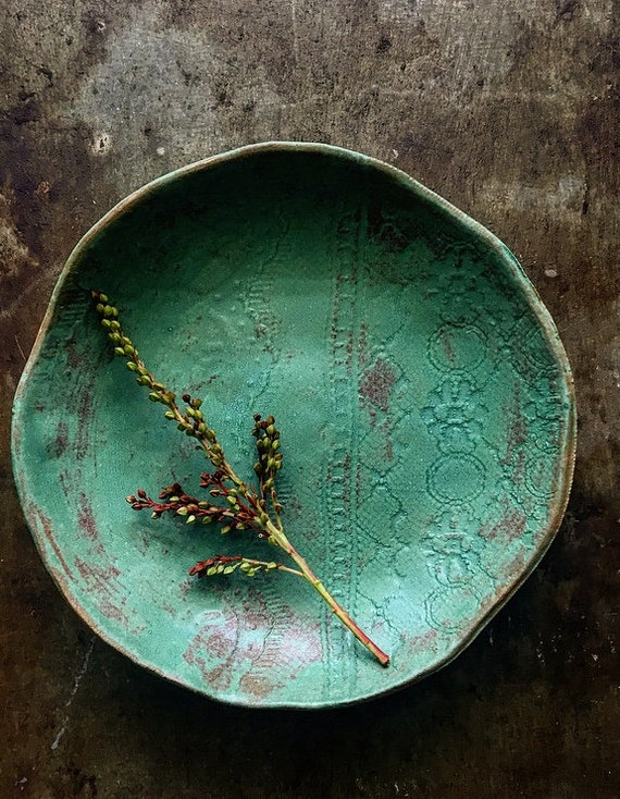 Patina Lace Bowl M