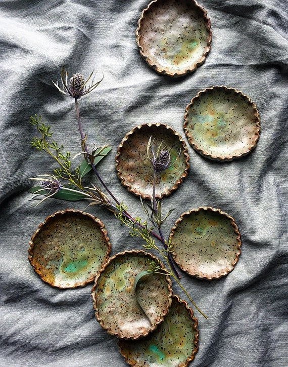 Sage Leaf Small Dishes