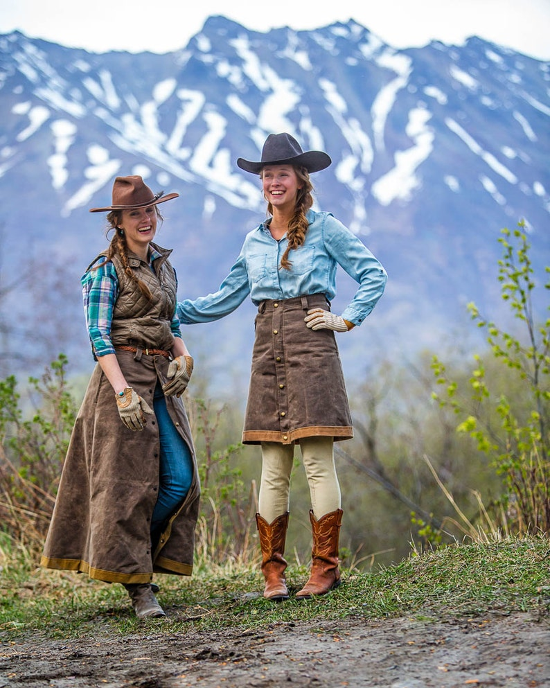 6e2222ecb4f Trail Riding Skirt Alternative to Chaps Backcountry Trail