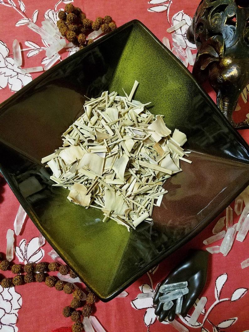Lemongrass Magical Properties / Magickal Uses For Lemongrass  5 Oz - 1/2 oz