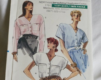 Very East Very Vogue Pattern 7536
