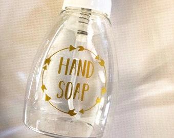 Hand soap label | Etsy