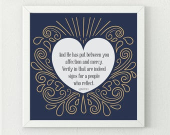 Happily Married- Wall Art 12 by 12