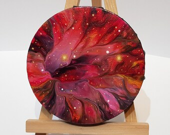 Galaxy Painting 2 - Galaxy Art - Outer Space Painting - Space Art - Original Painting - Space Painting - Space Art - Astronomy Art