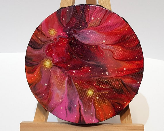 Galaxy Painting 3 - Galaxy Art - Outer Space Painting - Space Art - Original Painting - Space Painting - Space Art - Astronomy Art