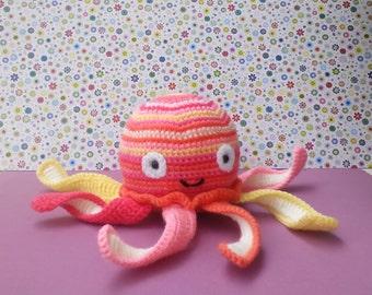 Octopus Toy Etsy