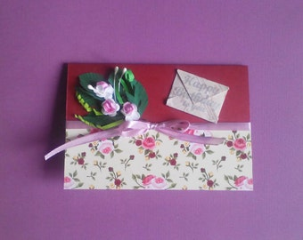 greeting cards handmade, handmade birthday card, Happy birthday card, homemade cards, birthday tag,  cards handmade, mom birthday cards