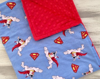 16fa816d88 Superdog Dog Blanket   Dog Blanket   Superman Pet Blanket   Personalized  Dog Blanket   Superman Pet Gifts