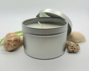 High Tide 8oz- Soy Candle- Handmade Gifts- Aromatherapy- Hand Poured- Non-Toxic- Candle Gift- Meditation Candle