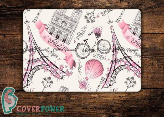 Eiffel Tower Laptop Skin Paris France Notebook Vinyl Decal Etsy