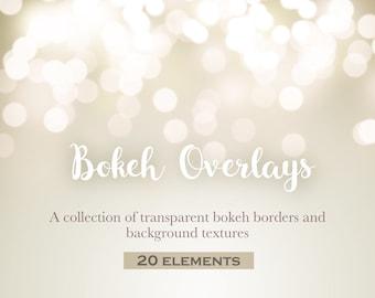 Bokeh overlays, bokeh borders, vintage bokeh, vintage textures, soft light bokeh, light leak bokeh, sparkle bokeh, INSTANT DOWNLOAD