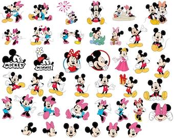 Mickey Minnie Stock Illustrations – 97 Mickey Minnie Stock Illustrations,  Vectors & Clipart - Dreamstime